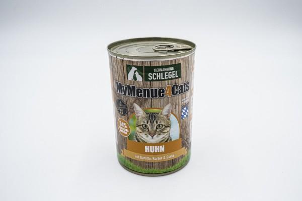 Rind mit Karotte, Zucchini & Gurke 410g Dose