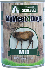 MyMeat4Dogs Wild
