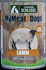 MyMeat4Dogs Lamm