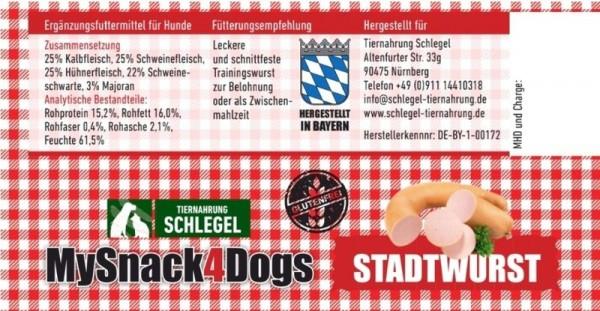 Stadtwurst 100g